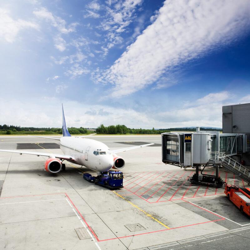 lufthavnsterminal