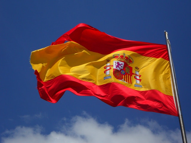 spanske flag